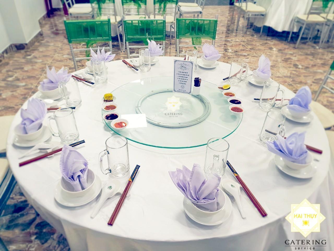 Tổ chức tiệc mừng thọ quận 4 đáng nhớ cùng Hai Thụy Catering